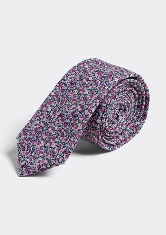Cravate Imprimé Liberty