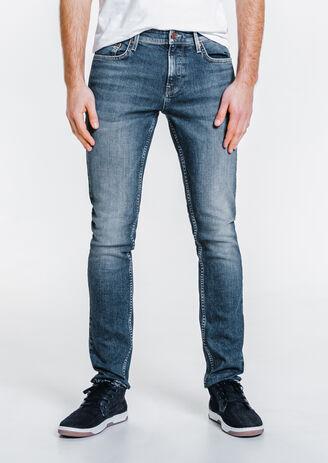 Jean slim broken twill