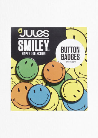Planche Badges SMILEY