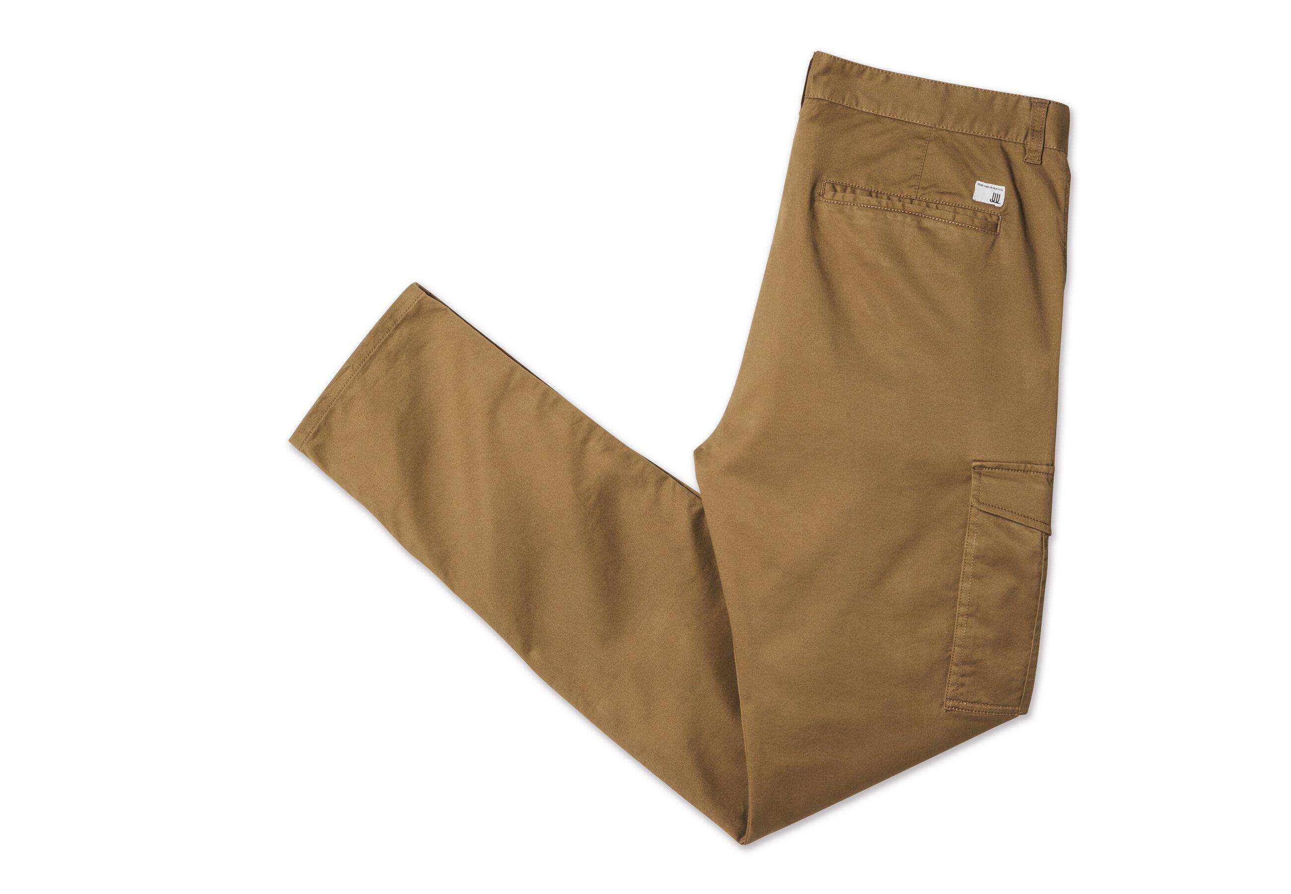 pantalon slim poches army camel homme jules. Black Bedroom Furniture Sets. Home Design Ideas