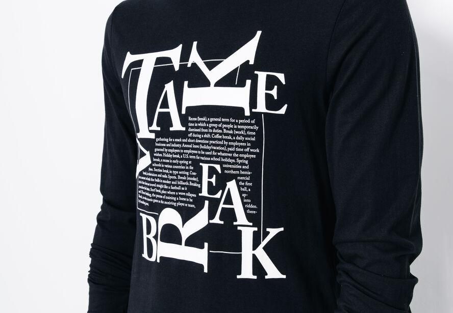 T-shirt Take a break