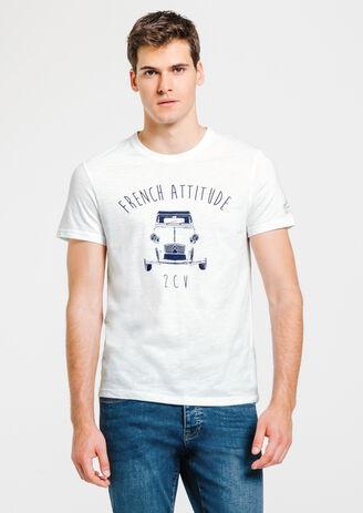 Tee shirt 2 CV