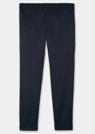 Pantalon taille élastiqué
