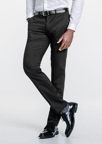 Pantalon de costume slim haut de gamme