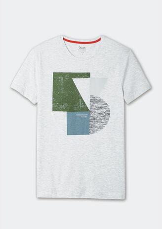 Tee shirt imprimé graphique