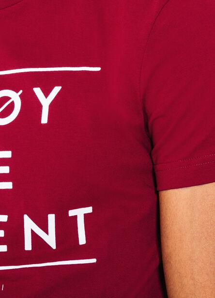 Tee shirt Enjoy the Moment