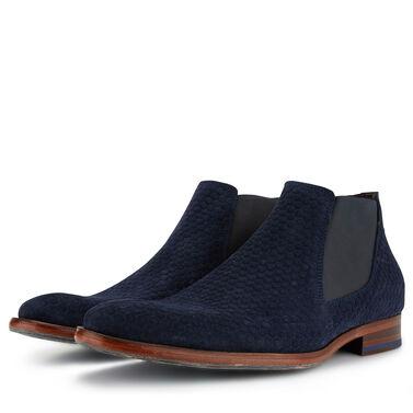 Floris van Bommel leather Chelsea boot