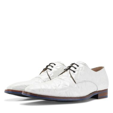 Floris van Bommel Premium leather men's lace shoe