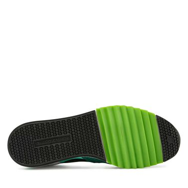 Floris van Bommel men's snake print sneaker