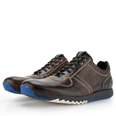 Floris van Bommel leather sneaker
