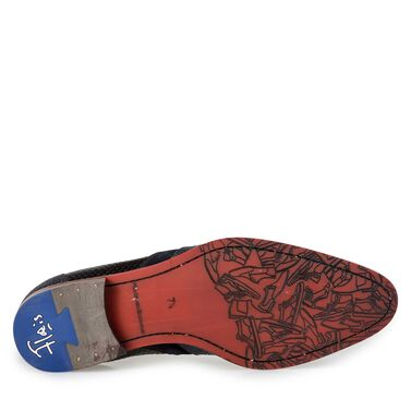 Floris van Bommel Herren Leder Chelsea Boot