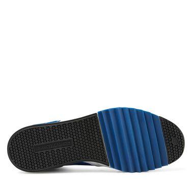 Floris van Bommel men's print sneaker