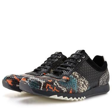 Floris van Bommel men's leather sneaker