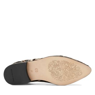 Floris van Bommel women's leather lace shoe