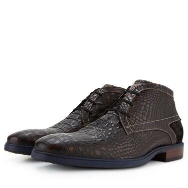 Floris van Bommel men's lace boot
