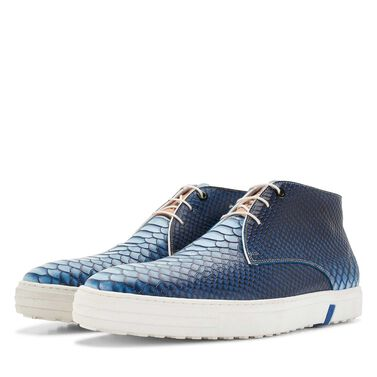Floris van Bommel mid-high men's city sneaker