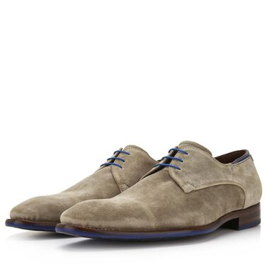 Floris van Bommel men's lace-up shoe