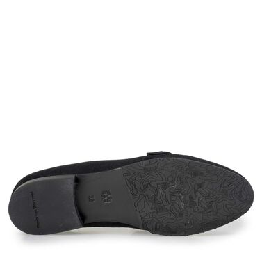 Floris van Bommel Damen Wildleder Slipper