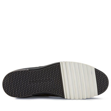 Floris van Bommel semi-high pony hair sneaker