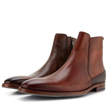 Floris van Bommel leather men's Chelsea boot