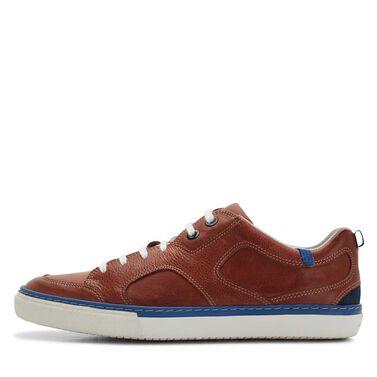 Floris van Bommel Herren Leder Sneaker