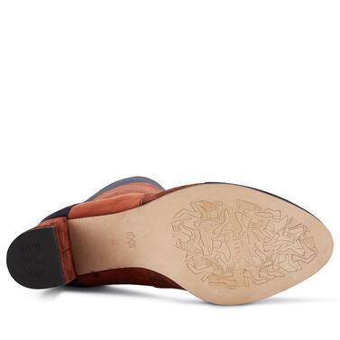 Floris van Bommel patchwork boot