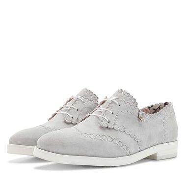 Floris van Bommel women's suede lace shoe