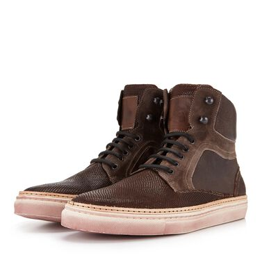 Floris van Bommel high lace boot