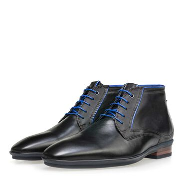 Floris van Bommel men's lace-up boot