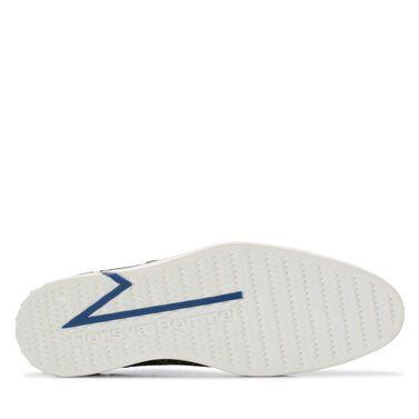Floris van Bommel men's brogue sneaker with snake print