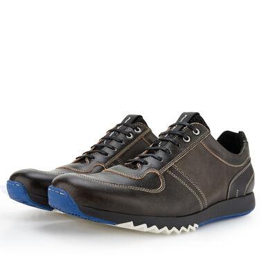 Floris van Bommel leren sneaker