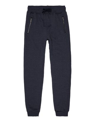 Jungen Sweatpants mit Reißverschlusstaschen