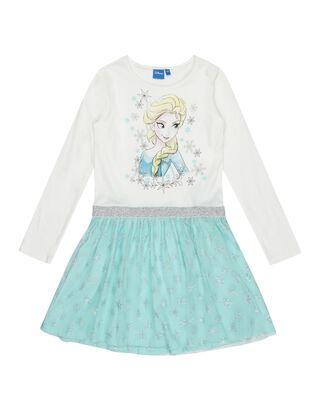 Mädchen Kleid mit Frozen©-Print