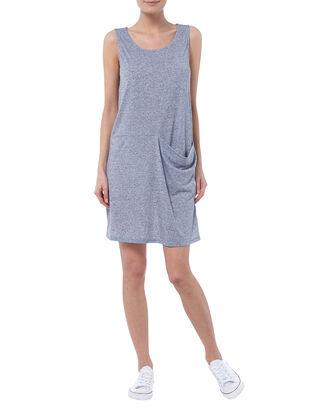 Damen Slub Jersey Kleid