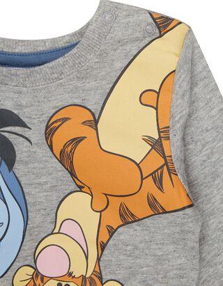 Newborn Longsleeve mit Disney©-Print