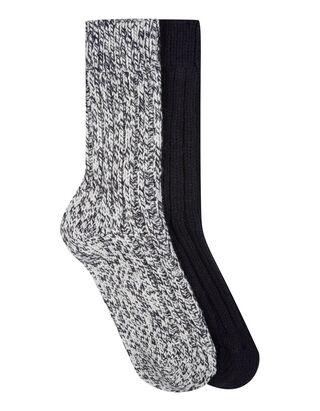 Herren Socken mit Woll-Anteil