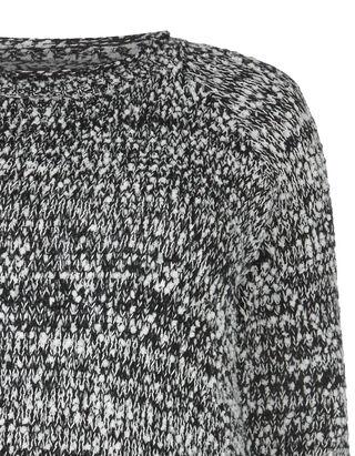 Damen Pullover in Boucléoptik