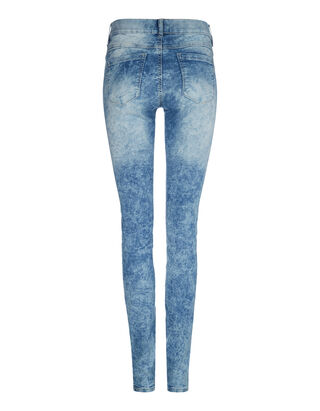 Damen Jeggings in Jeansoptik