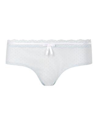 Damen Panty mit strukturierten Punkten