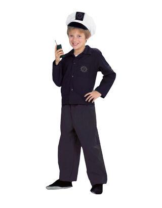 Jungen Polizisten Kostüm