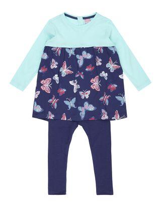Baby Shirt und Leggings