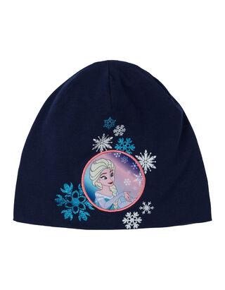 Mädchen Beanie mit Frozen©-Aufnähern