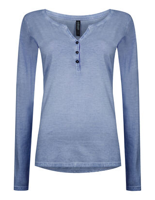 Damen Washed Out Shirt