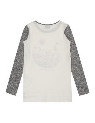 Mädchen Shirt mit Foto- und Message-Print