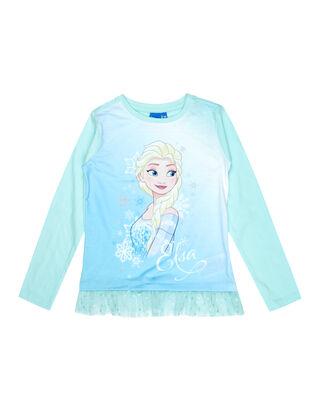 Mädchen Longsleeve mit Frozen©-Print