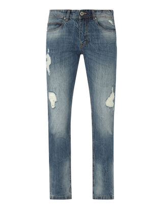 Straight Fit 5-Pocket-Jeans