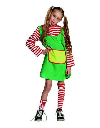 Mädchen Freche Göre Kostüm