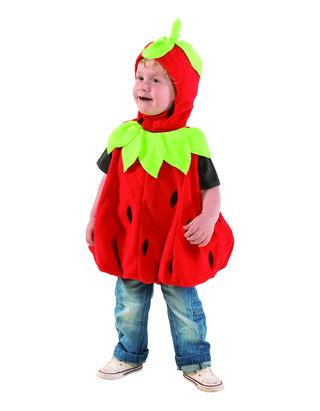 Mädchen Erdbeer Kostüm
