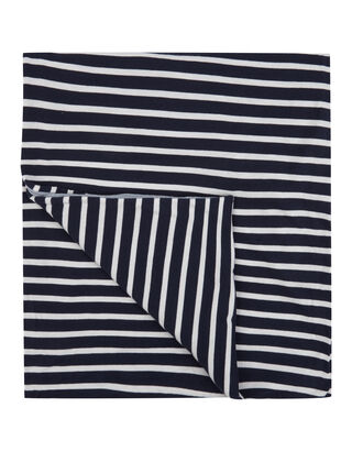 Herren Loop-Schal mit Streifenmuster