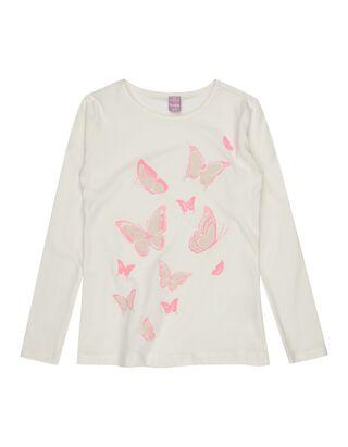Mädchen Shirt mit Print